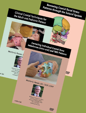 Bundle: Cranial Adjusting Protocols
