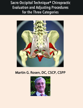 Sacro Occipital Technique® Chiropractic Evaluation and Adjusting Protocols for the Three Categories