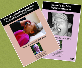 Special Cranial Bundle:Intra-oral Cranial Adjusting Protocols for the Adult and Pediatric Patient plus Tongue-tie and Palate Evaluation Procedures